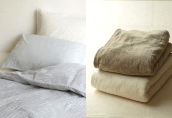 シーツや毛布もカラッと乾燥!