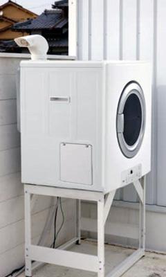 ガス衣類乾燥機<屋外設置>